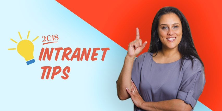 Top 10 Intranet Tips